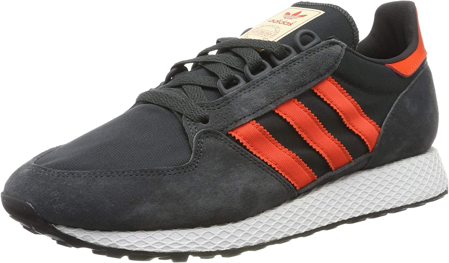 13aaf360a25c4 Adidas Men's Forest Forest Forest Grove Gymnastics shoes f48663 ...