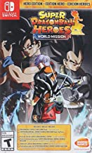 Super DRAGON BALL Heroes World Mission Hero Edition for Nintendo Switch