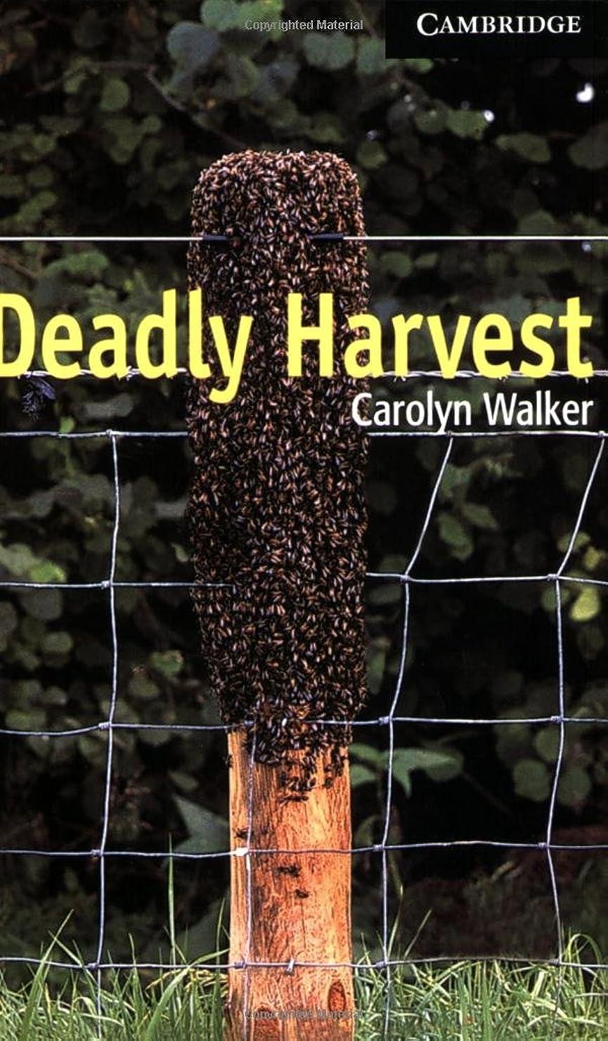 ペチコートセクション望遠鏡Deadly Harvest Level 6 (Cambridge English Readers) (English Edition)