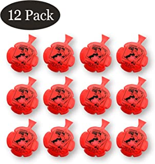 [12 Pack]Whoopee Cushion Set,Whoopee Cushion Patry Favor for [4 Inch][No Automatic Inflation][Party Favor][Reward][Novelty Trick Joke]Gift and Toy for Kids Children Adults Office Home