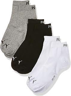 PUMA Chaussettes de Sport (Lot de 3) Mixte
