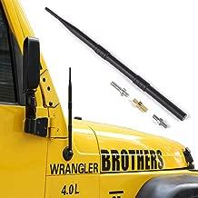 Universal Antenna for 1997-2019 Jeep Wrangler TJ JK JKU JL JLU, 13