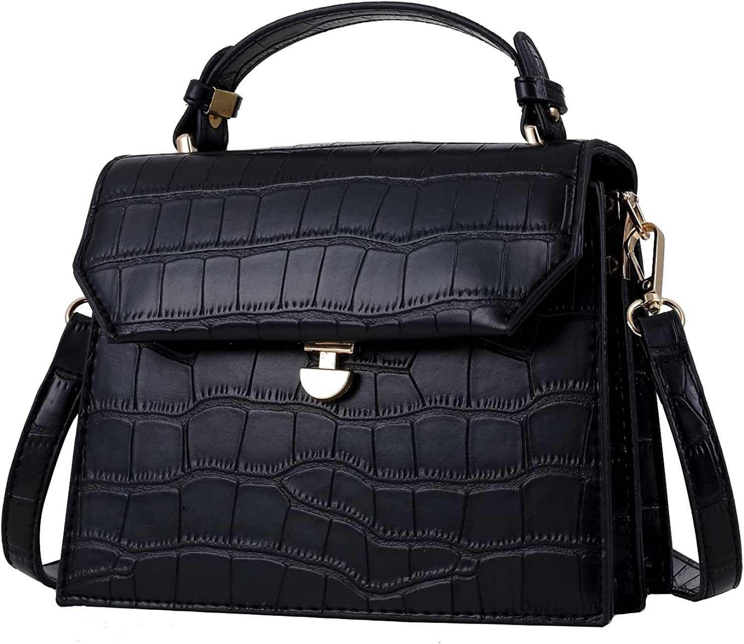 Qiayime Womens Purses and Buckle Bags Shoulder Handbags Max 82% OFF shop