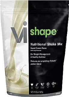 ViSalus Vi Shape Nutritional Shake Mix Sweet Cream Flavor (22 Ounces/24 Servings)…