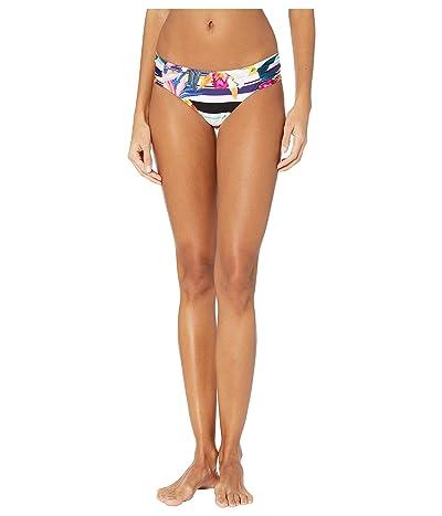 Trina Turk Treasure Cove Shirred Side Hipster Bottoms (Multi) Women