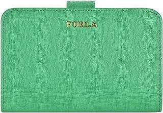 Furla Piper Xlarge Zip Around Wallet (Emerald)