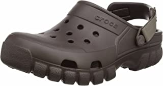 crocs Unisex's Offroad Sport Espresso or Walnut Clogs-10 UK (M11) (202651)