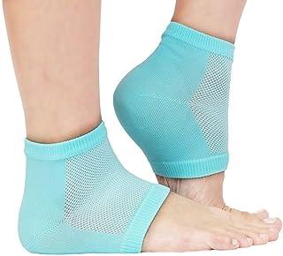 PIXNOR Ventilación calcetines de talón de Gel hidratante