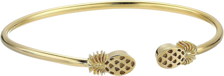 Alex and Ani Pineapple Cuff Bracelet