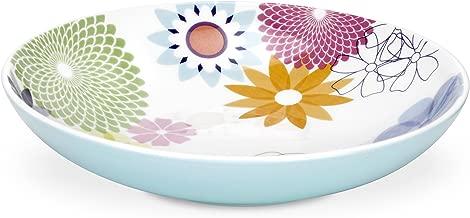 Portmeirion Crazy Daisy Pasta Bowls 22cm (Set of 4)