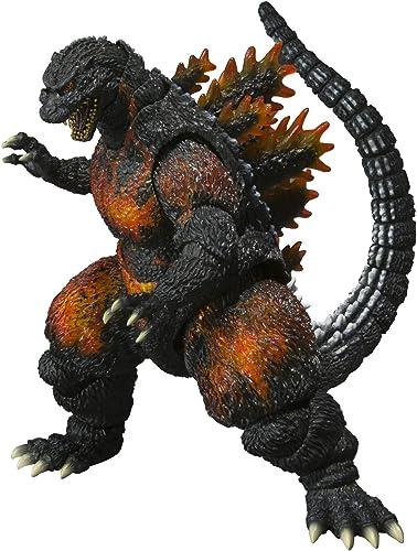 Bandai Tamashii Nationen Burning Godzilla S.H. MonsterArts