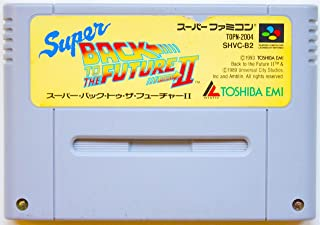 Super Back to the Future Part II, Super Famicom (Super NES Japanese Import)