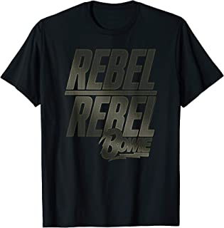 David Bowie - Rebel Rebel T-Shirt