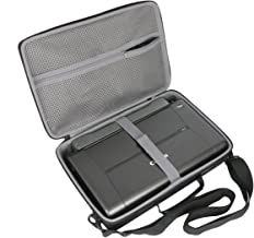 co2crea Hard Travel Case for Canon PIXMA iP110 Wireless Mobile Printer (Size 2)