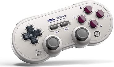 8Bitdo Sn30 Pro Bluetooth Gamepad (G Classic Edition) - Nintendo Switch