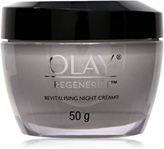 Olay Regenerist Revitalising Night Face Cream Moisturiser 50g