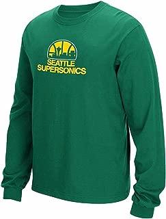 Seattle Sonics Throwback Hardwood Classics Shirt