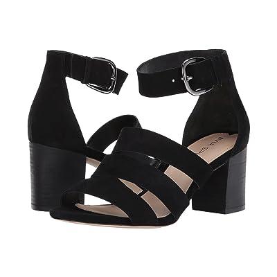 Via Spiga Carys (Black Suede) High Heels
