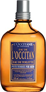 L'Occitane Fresh Eau de Toilette, 3.4 Fl Oz