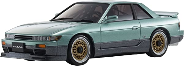 Kyosho Mini-Z MA-020S Green Nissan Silvia S13 Auto Scale Body Set