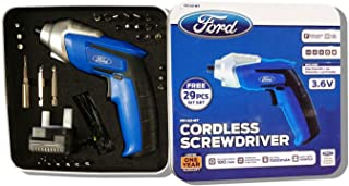 Ford Cordless Electric Screwdrivers, FE1-60-MT