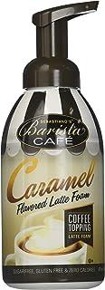 BARISTA CAFÉ CARAMEL LATTE FOAM TOPPING 2X475ML, 16 Fluid Ounce
