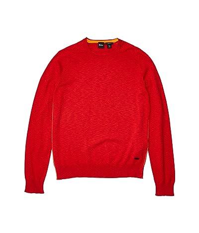 BOSS Hugo Boss Kabiro Soft Sweater (Dark Orange) Men