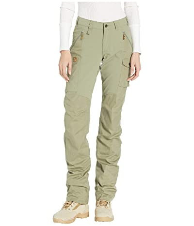 Fjallraven Nikka Trousers (Savanna) Women