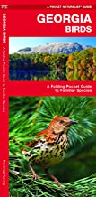 Georgia Birds: A Folding Pocket Guide to Familiar Species (Wildlife and Nature Identification)
