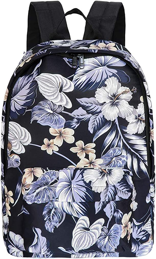 Al sold out. Cute Floral Backpack for Travel Bookbag College Girls Max 58% OFF