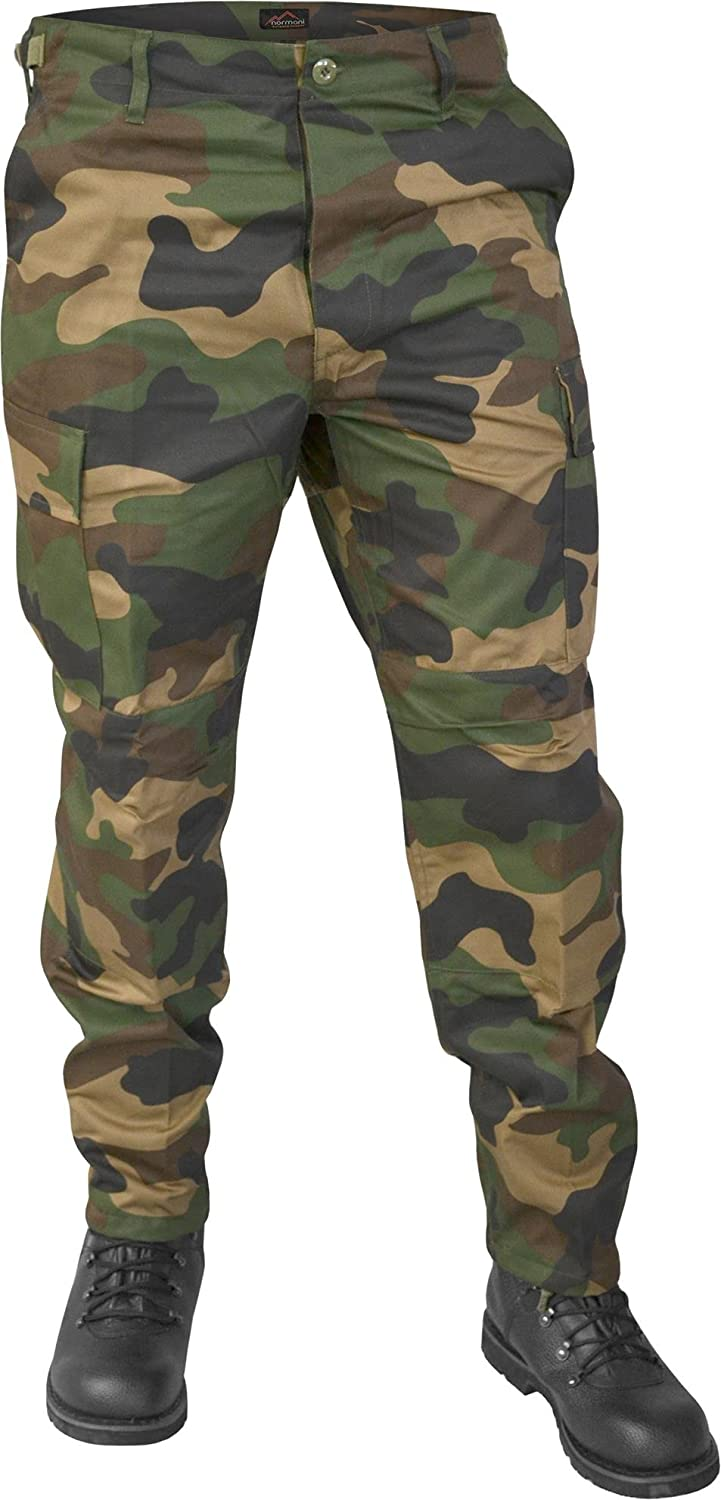 Long Hunting Trousers Hunter Trousers Cotton Blend Heavy Duty in Various Colours