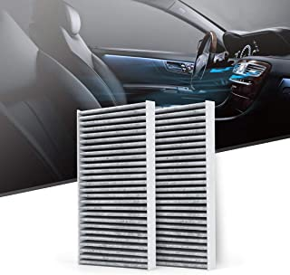 KAFEEK Cabin Air Filter Fits CF10135, 80292-S5D-A01,80292-S5A-003, 80292-SCV-A01, Replacement for Honda/Acura, includes Activated Carbon