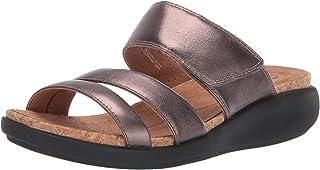 Clarks Women's Un Bali Way Slide Sandal