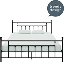 Best bronze king size bed frame Reviews