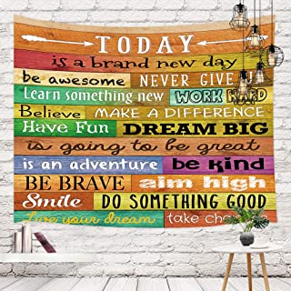 Best inspirational words wall hangings Reviews
