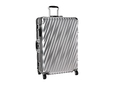 Tumi 19 Degree Aluminum Extended Trip Packing Case (Silver) Luggage