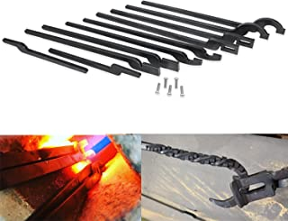diy blacksmith forge