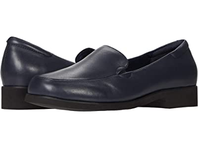Trotters Jaiden (Navy Leather) Women