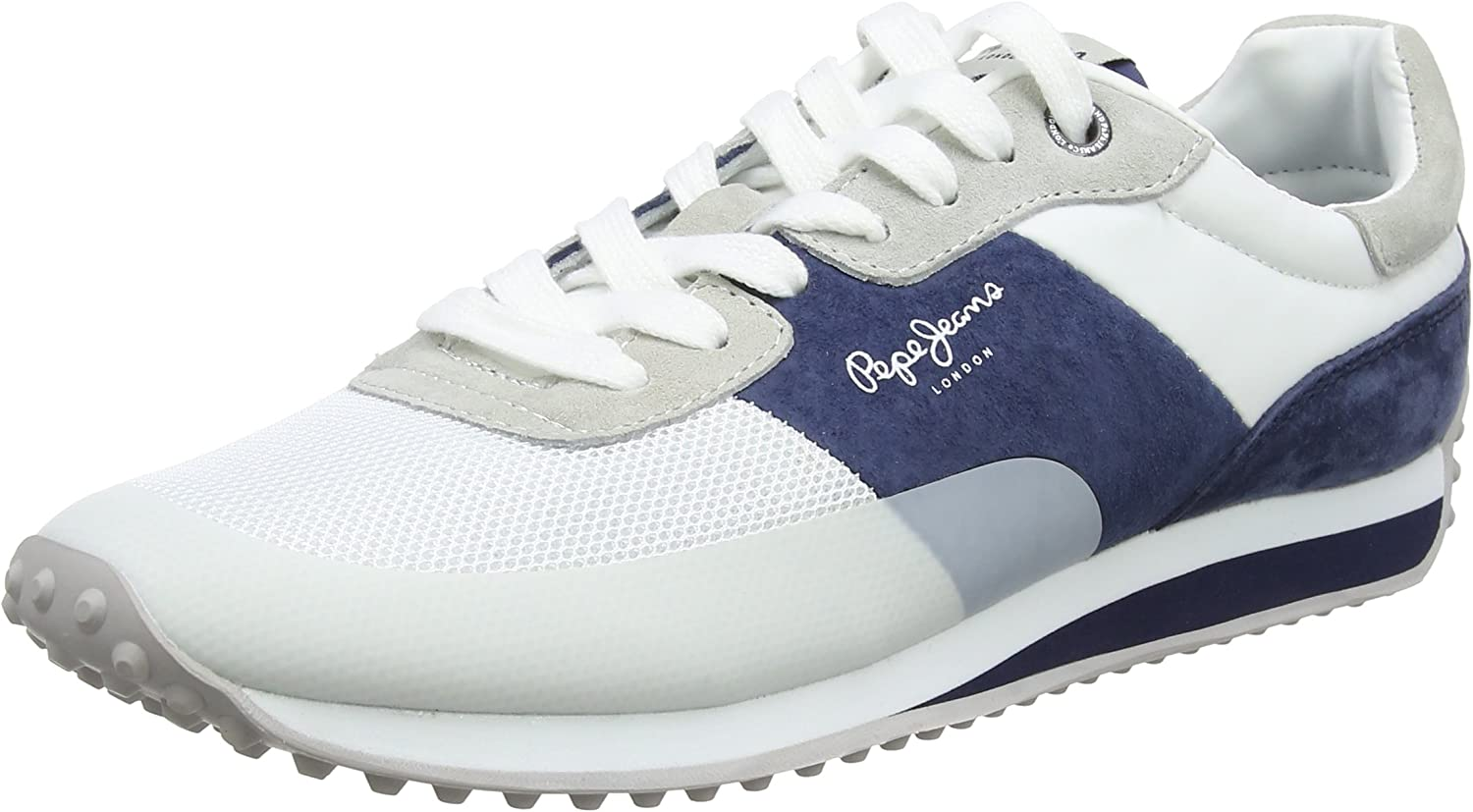 Pepe Jeans Men's Garret Sailor Trainers