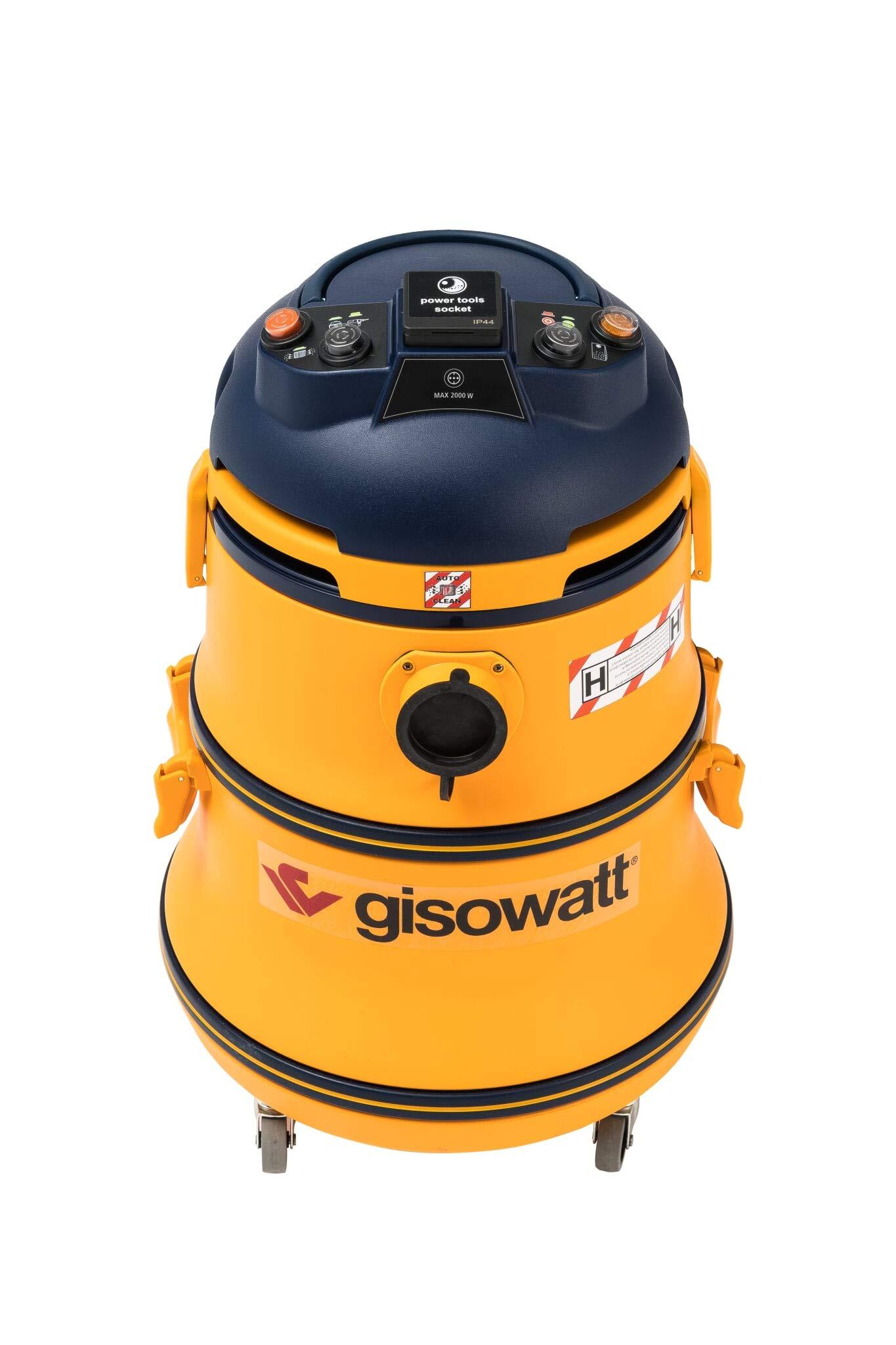 aspirador de trabajo para herramientas eléctricas Filtra partículas patógenas carcinógenos 1200 W 50litri: Amazon.es: Hogar