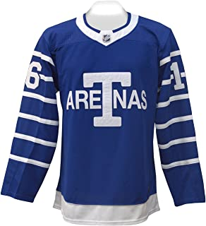 adidas Toronto Maple Leafs Mitchell Marner 100th Year Arenas Pro Jersey