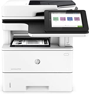 HP Laserjet Enterprise Multifunction with One-Year, Next-Business Day, Onsite Warranty One Size