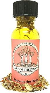 Peace in The Home Oil 1/2 oz Hoodoo Voodoo Wiccan Pagan