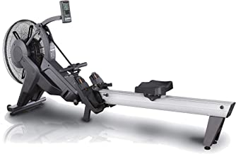 Fettle Fitness Air Rower R91, Professional Indoor Rowing Machine for Gym or Home Use // Includes Assembly and Delivery // Commercial Grade Quality Exercise Equipment