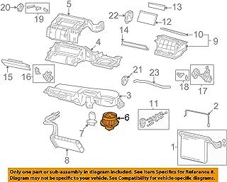 TOYOTA 87103-04044 Motor SUB-Assy, Blow