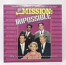 Mission Impossible 1997 LaserDisc - Volume 5: The Mind of Stefan Miklos/Live Bait