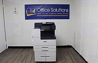 Refurbished Xerox AltaLink B8055 A3 Monochrome Laser Multifunction Copier Machine - 55ppm, Copy, Print, Scan, Auto Duplex, Network, ConnectKey Technology, 2 Trays, High Capacity Tandem Tray