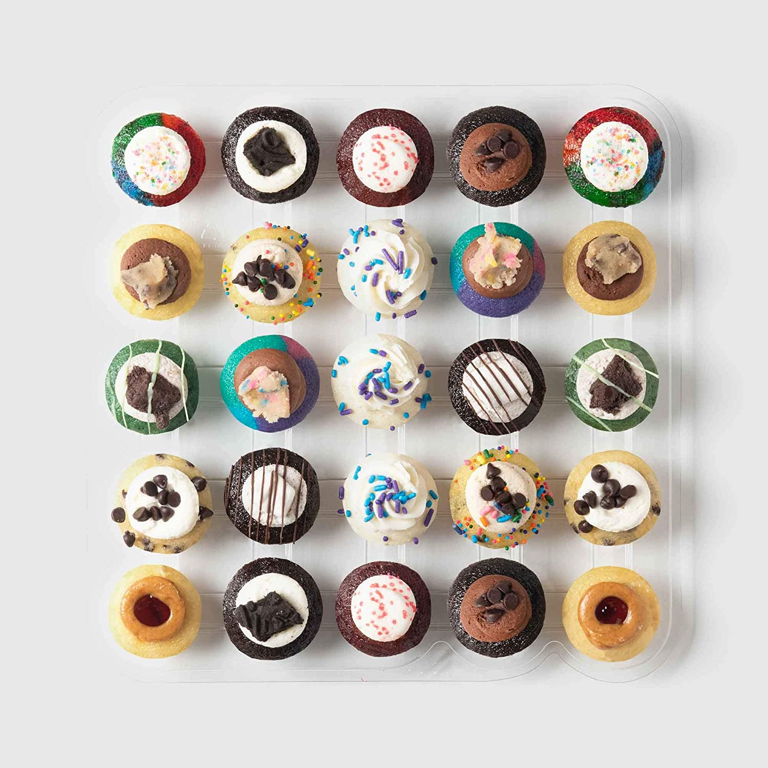 Baked by overseas Melissa Cupcakes - Assorted Greatest Bite-Si 2021 Latest