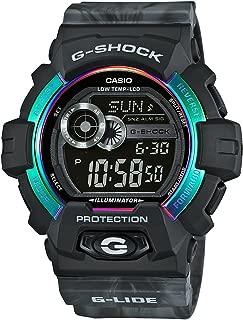 G-Shock GLS-8900AR-1 G-lide Series Luxury Watch - Black and Grey / One Size