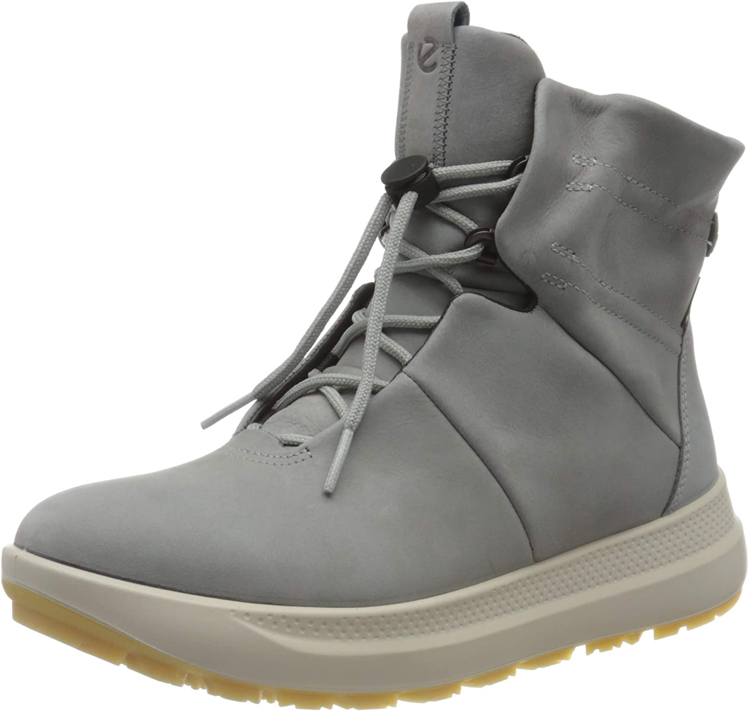 ECCO Women's Solice Mid-Cut Gore-tex Water Proof Insulated Snow Boot